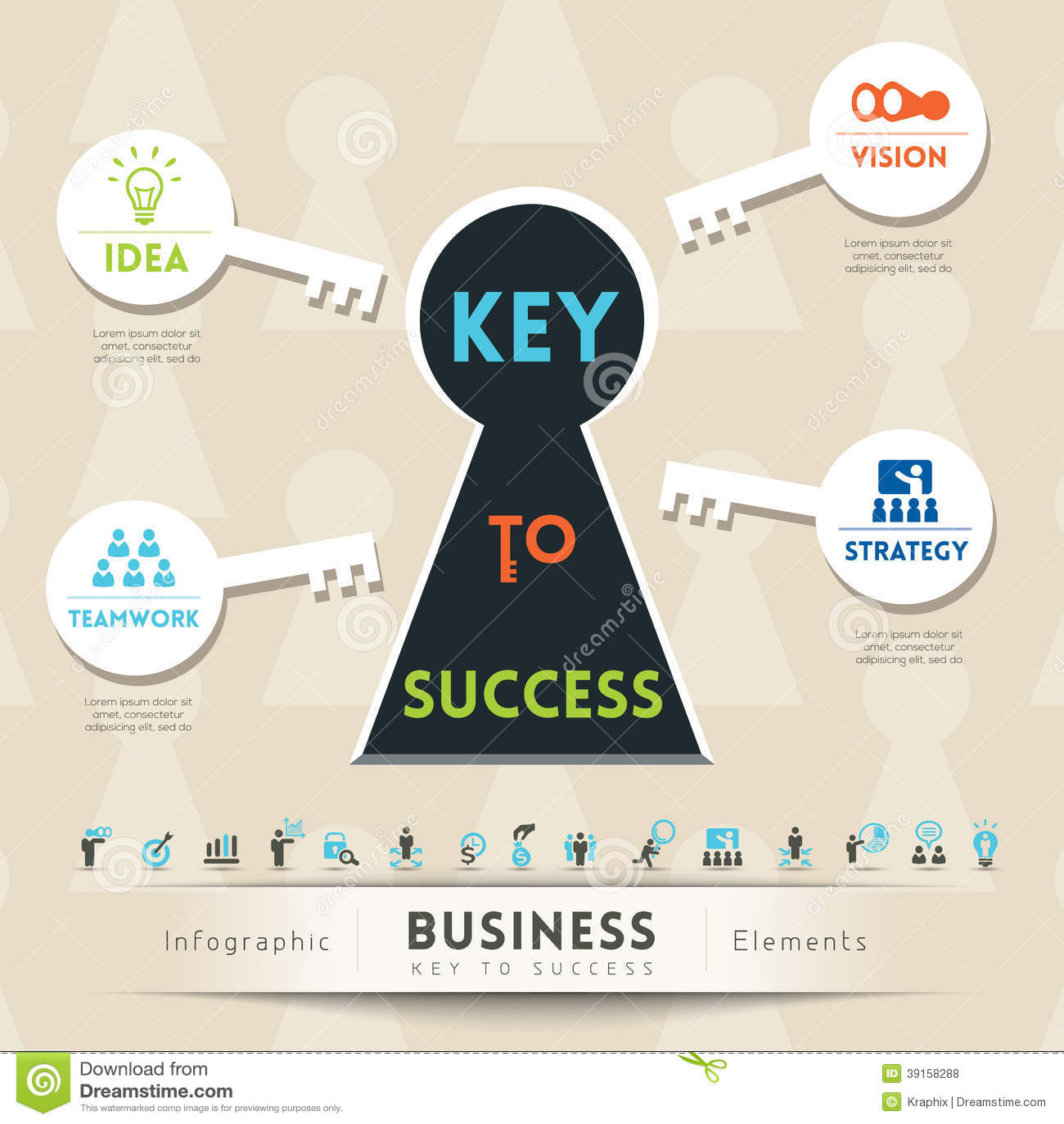 the keys to success pdf