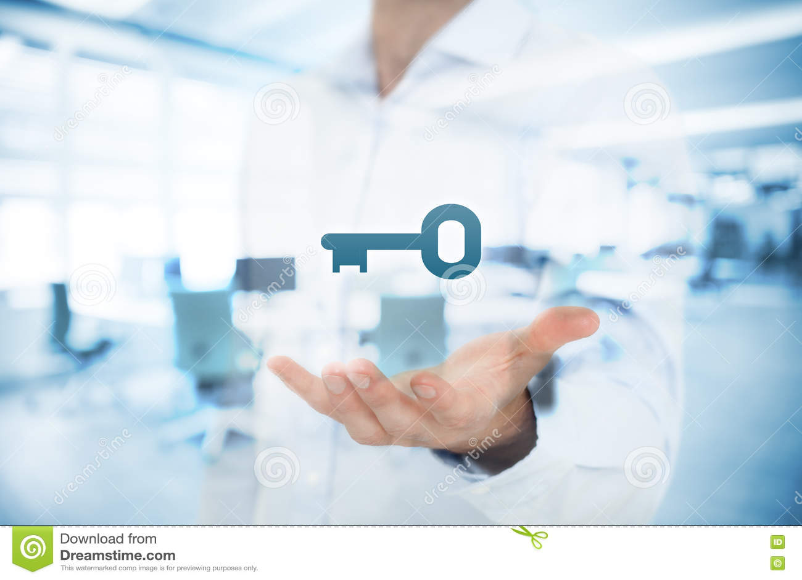 key to success stock photo image 72439953