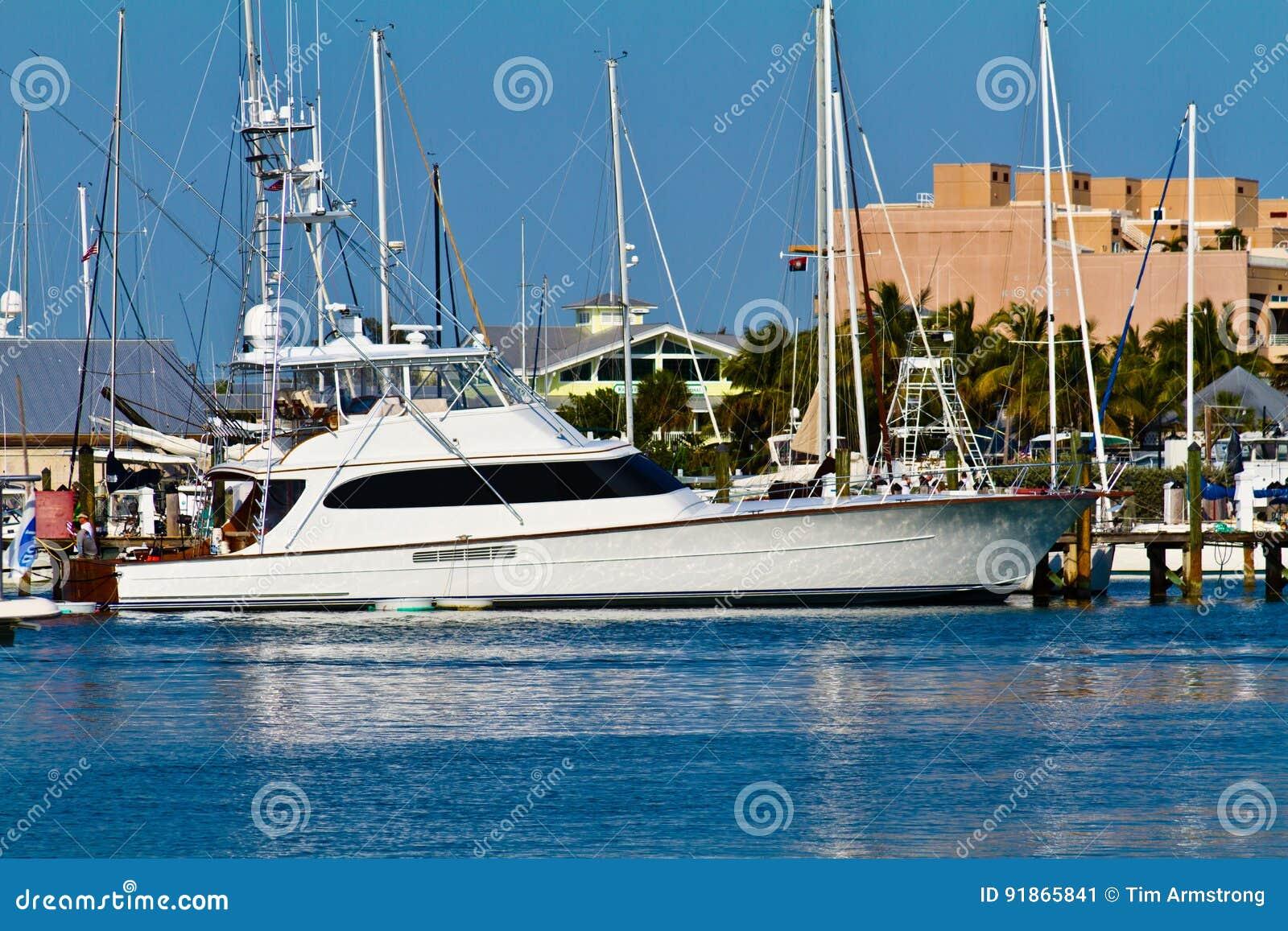 Key West Marina Yatch