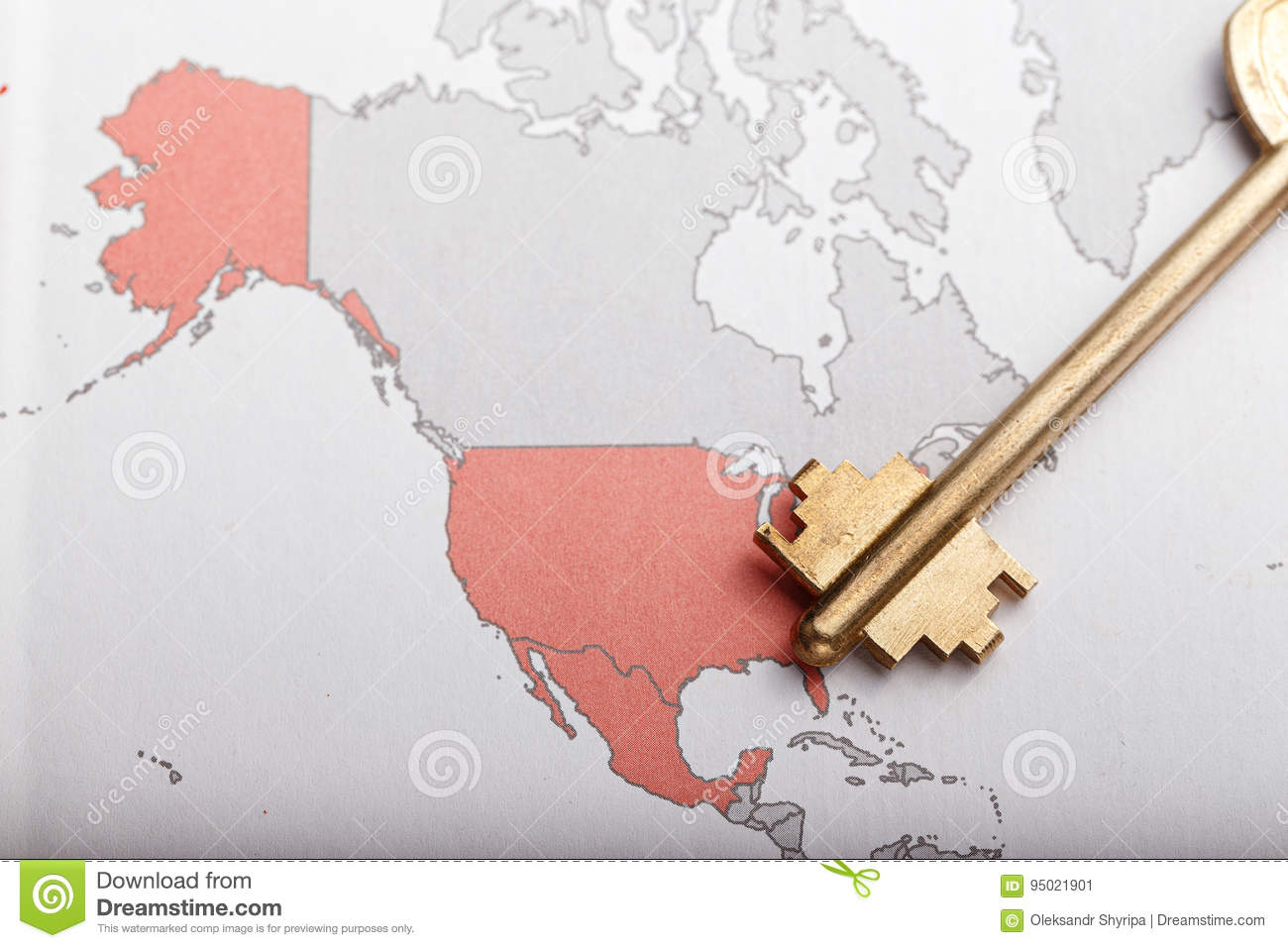 Key on the world map stock image image of navigate geography download comp gumiabroncs Image collections