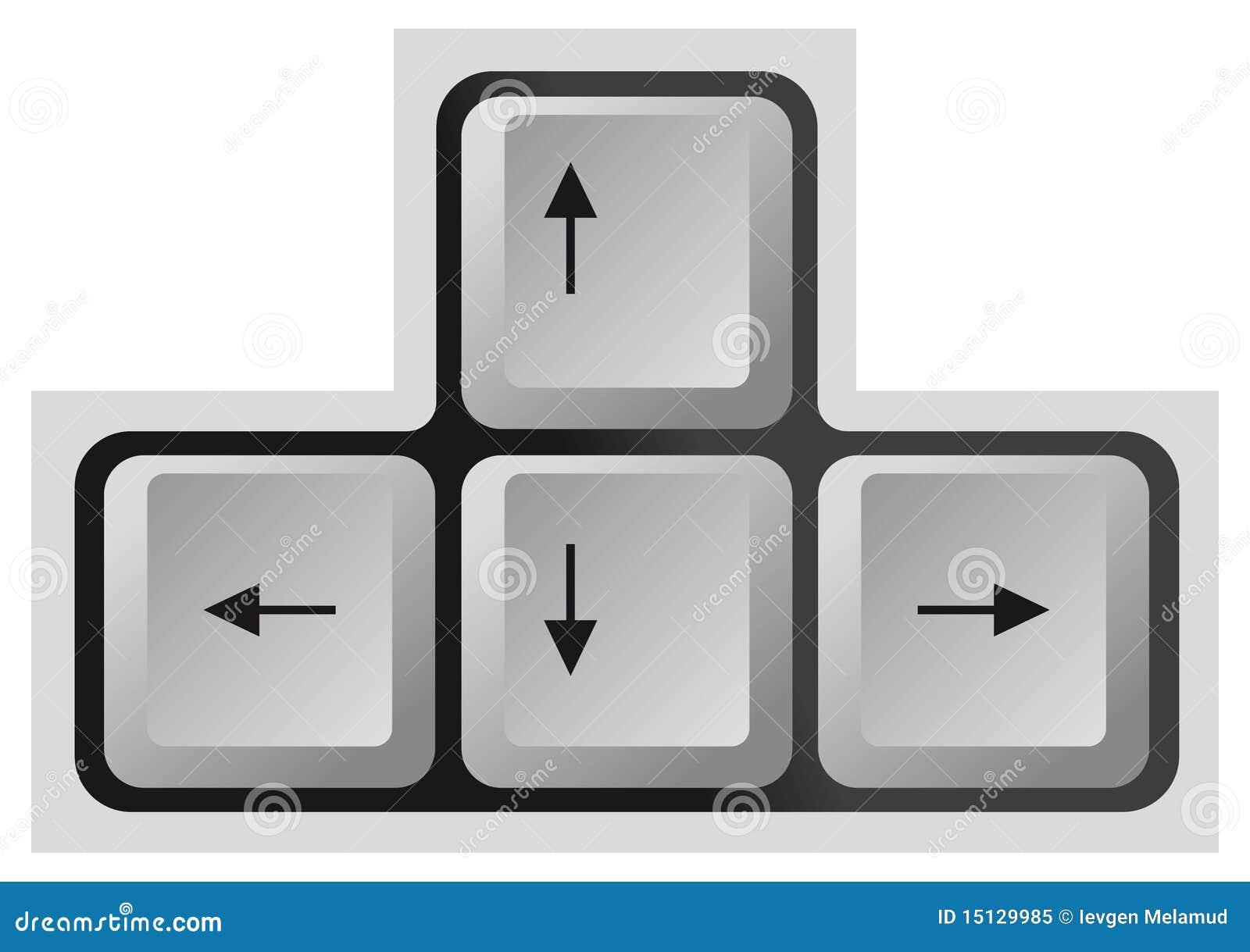 how to fix computer arrow keys