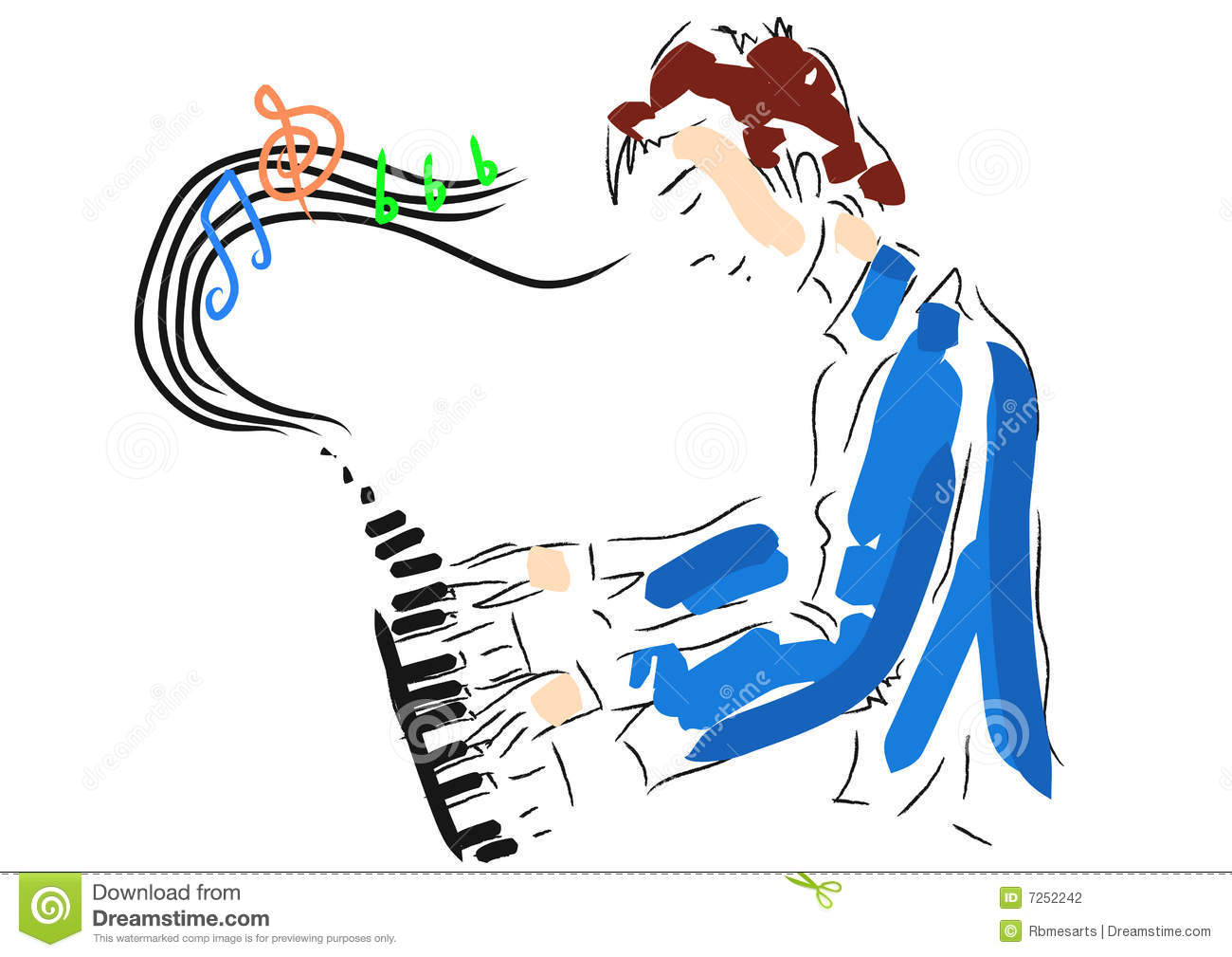how to play the scientist on keyboard