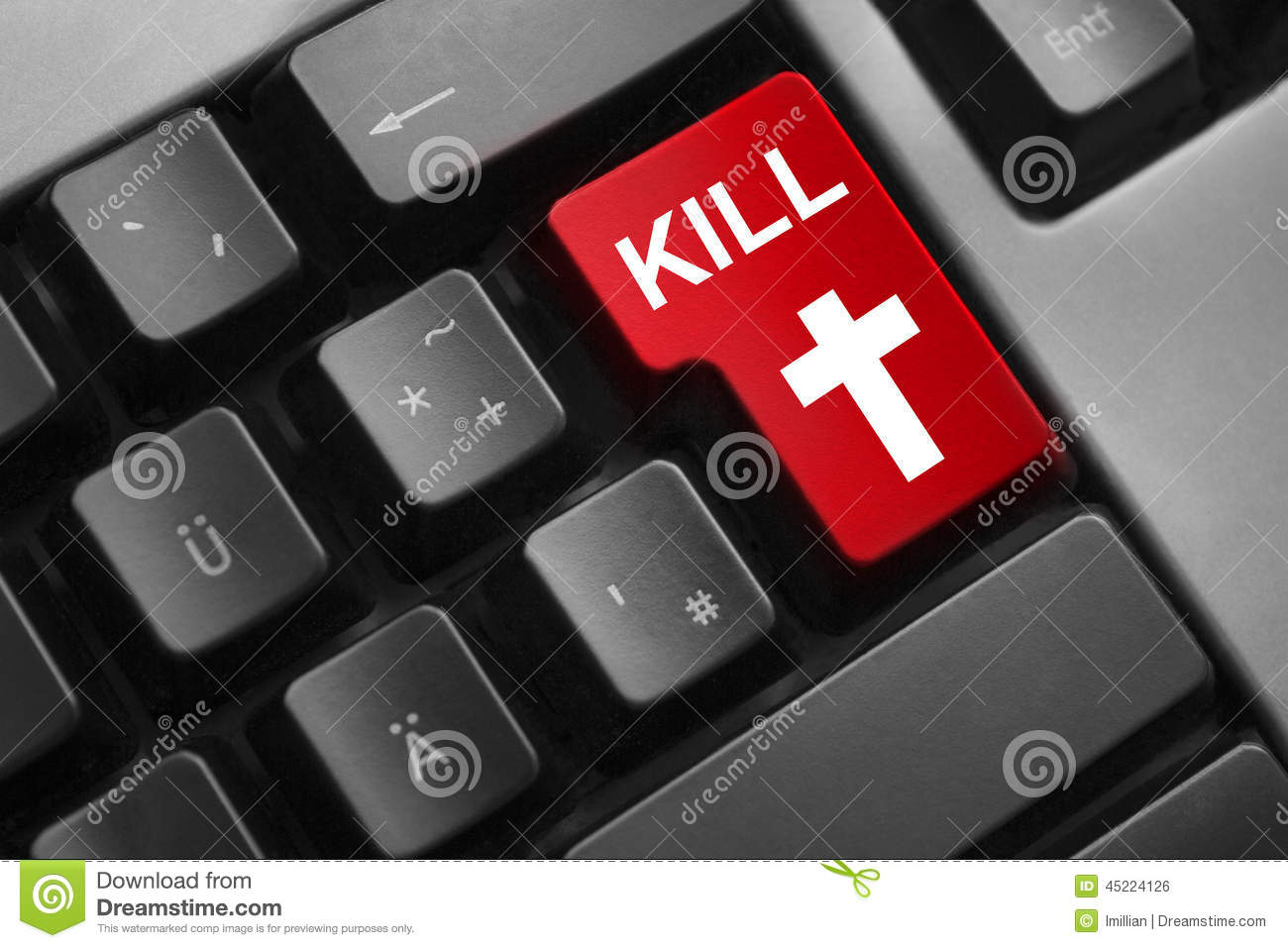 Cross symbol keyboard images symbol and sign ideas keyboard red button kill cross symbol stock photo image 45224126 keyboard red button kill cross symbol buycottarizona