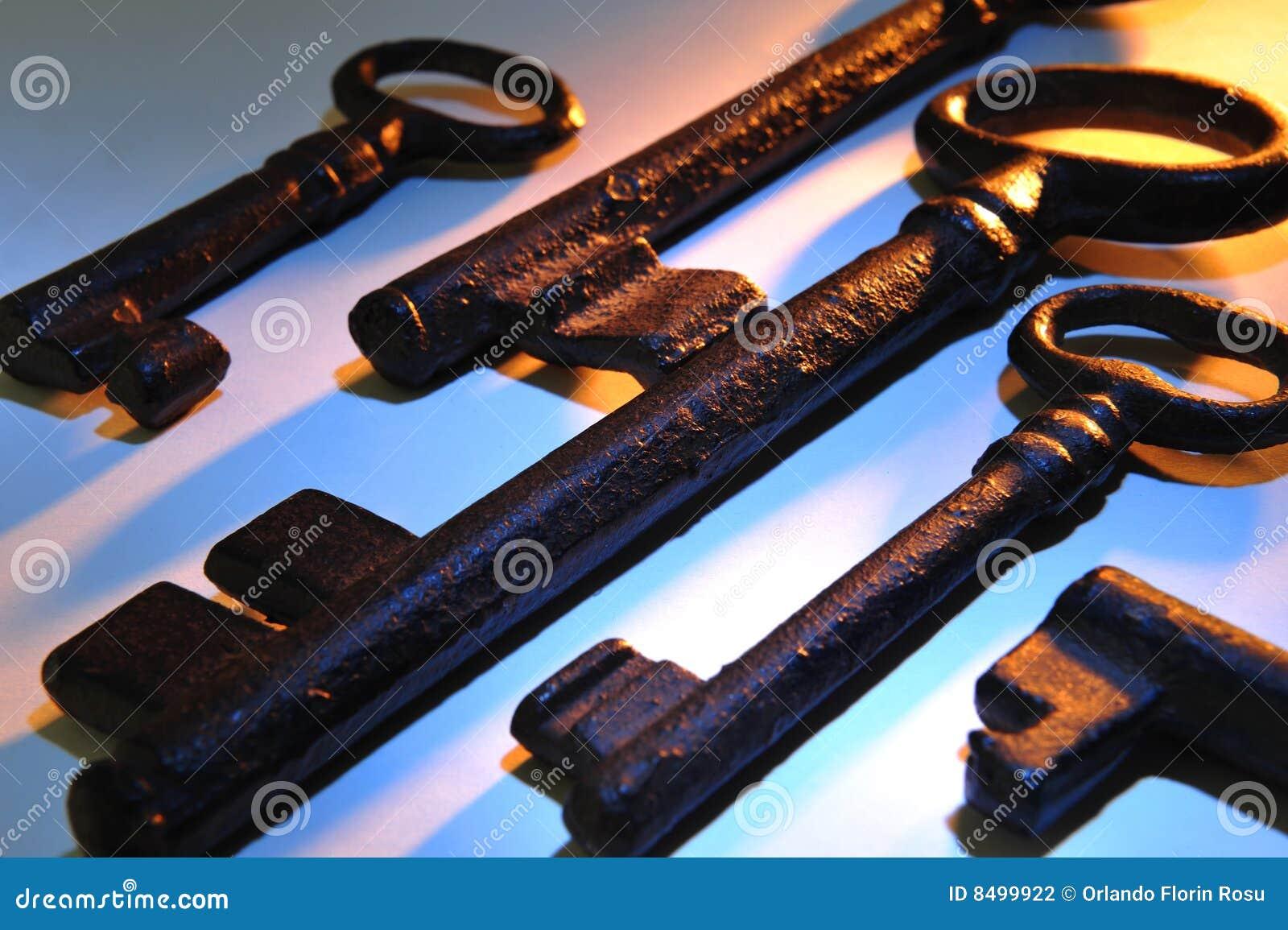 Keys gammalt