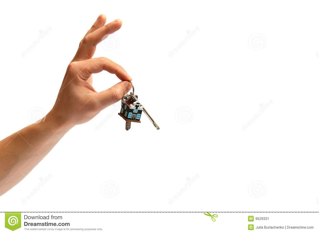 Keys from a house