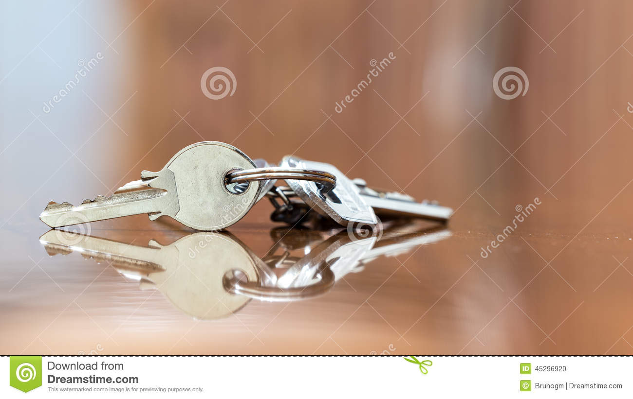 Keys stock photo. Image of keyring, access, nobody ...