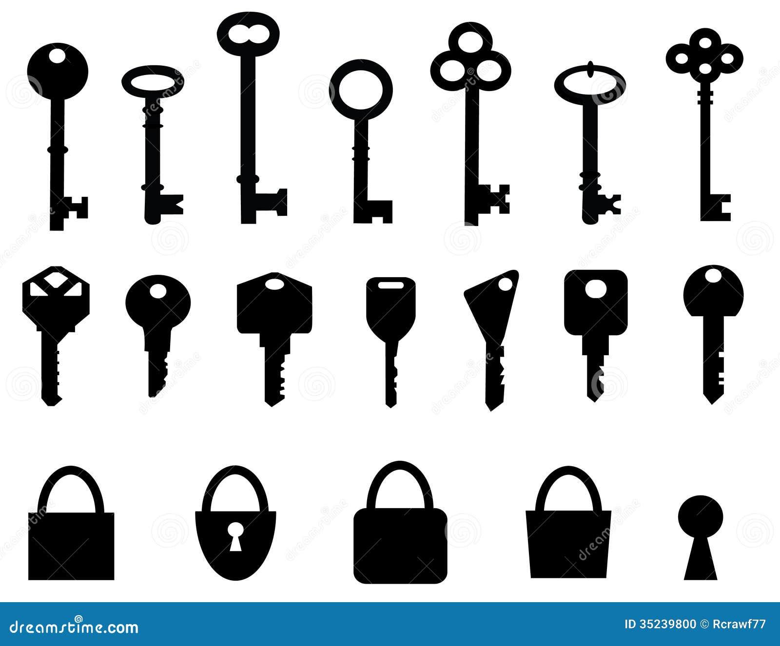 Keys Stock Photo - Image: 35239800
