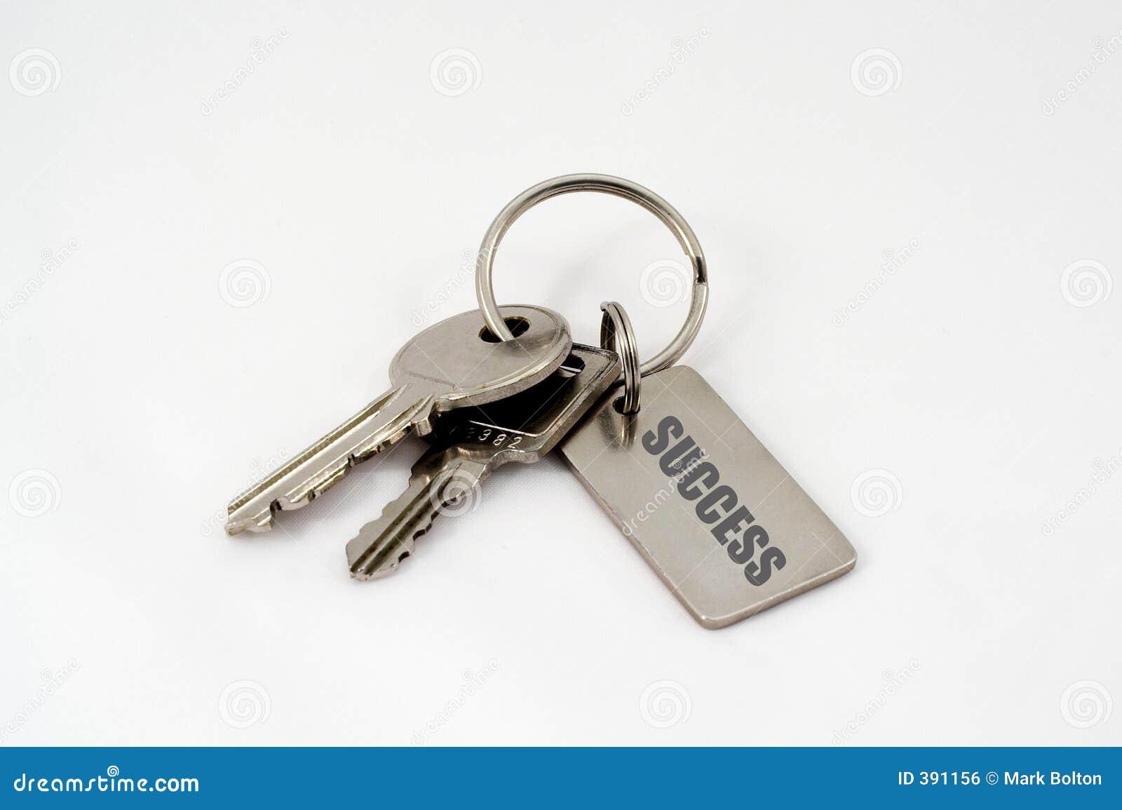 Keys success to
