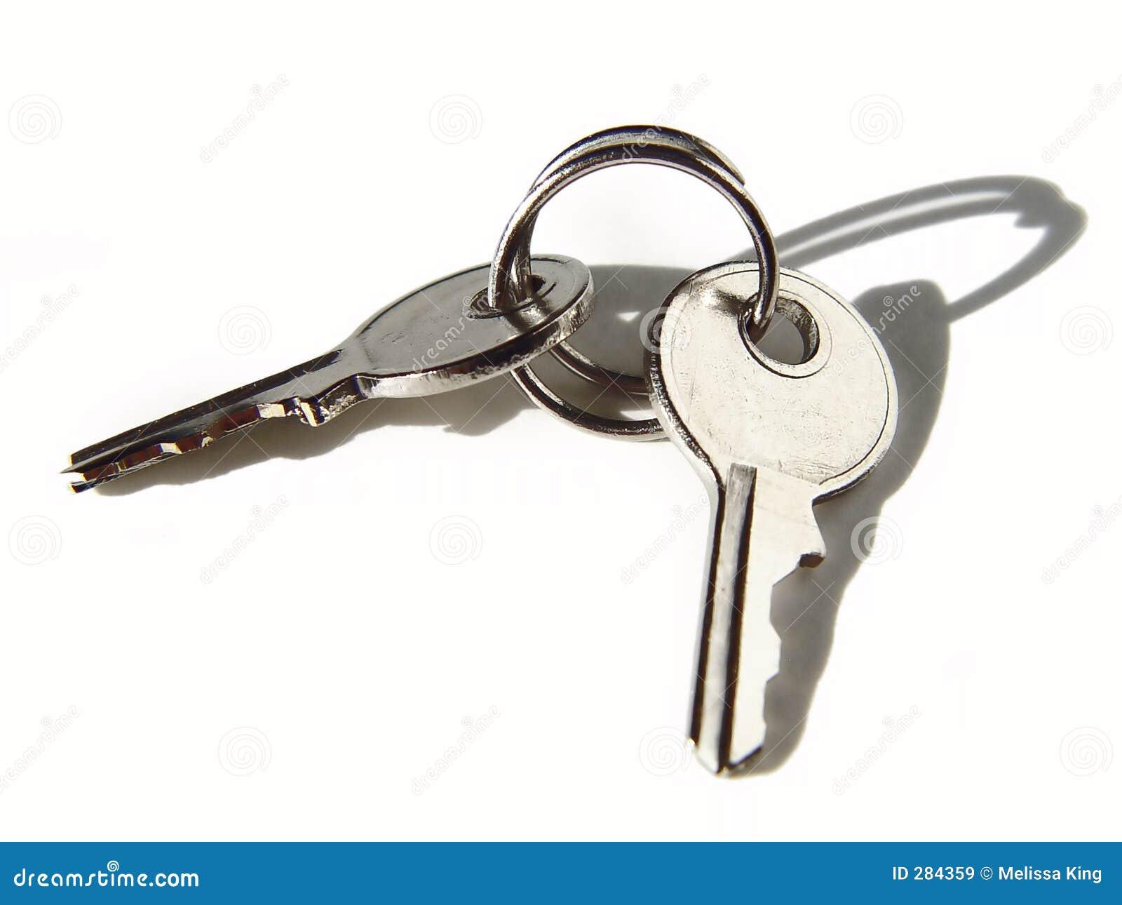 Keys white
