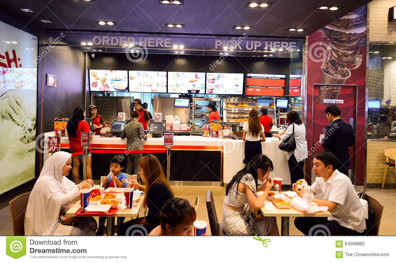 Chain of fast food restaurants KFS reviews and get a discount: review options 62