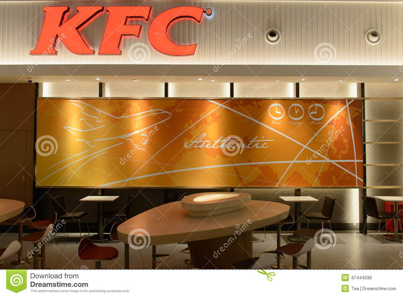 American customer satisfaction index: KFC restaurants in the U.S. 2000-2018