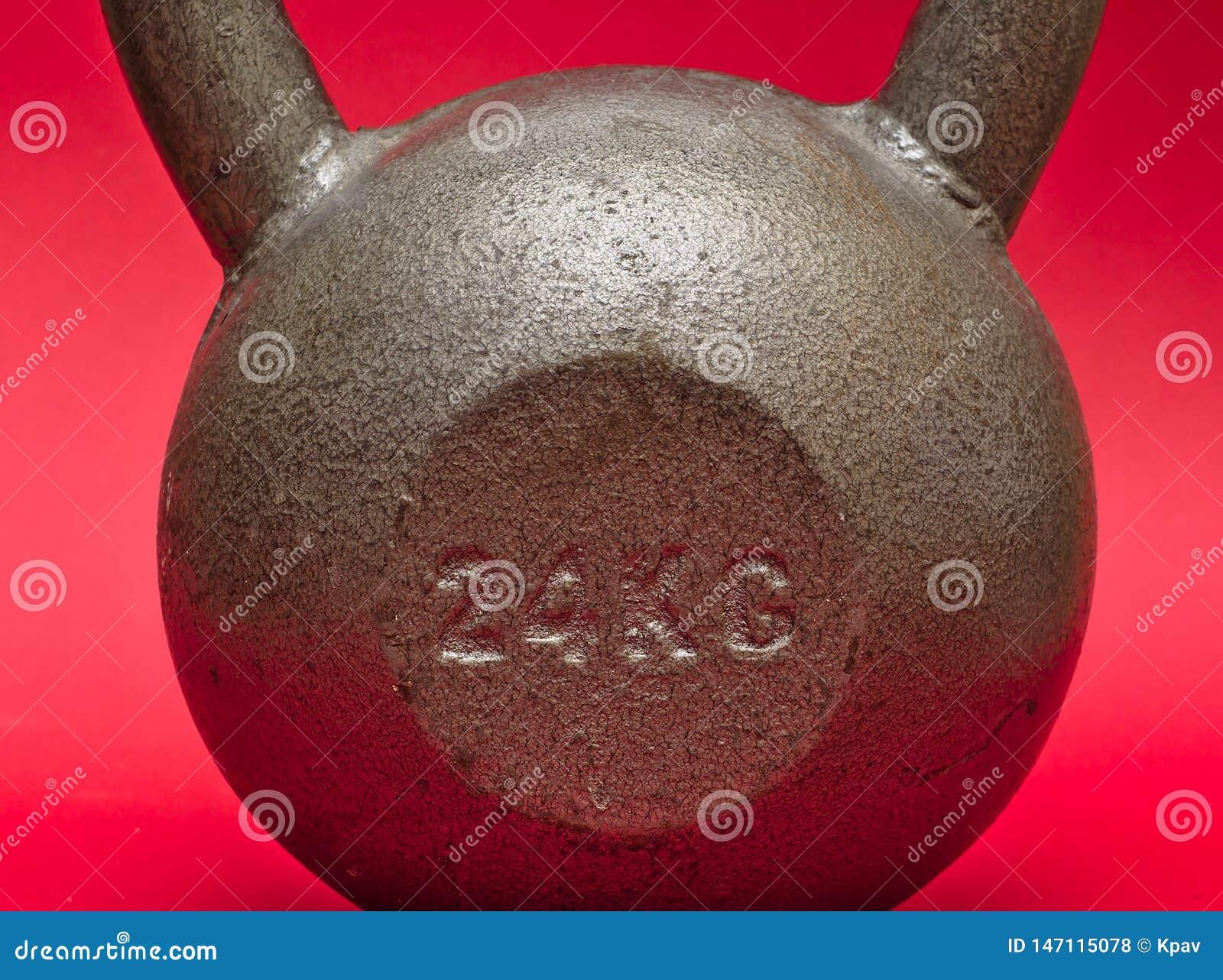 24 kg kettlebell