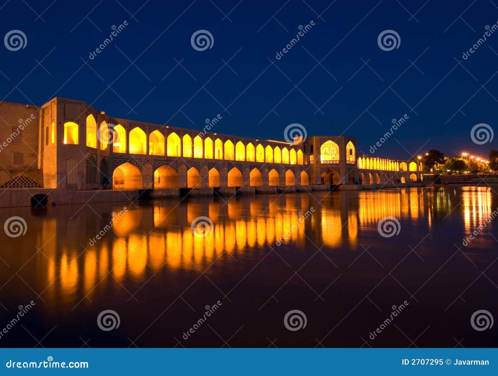 Khajoo桥梁