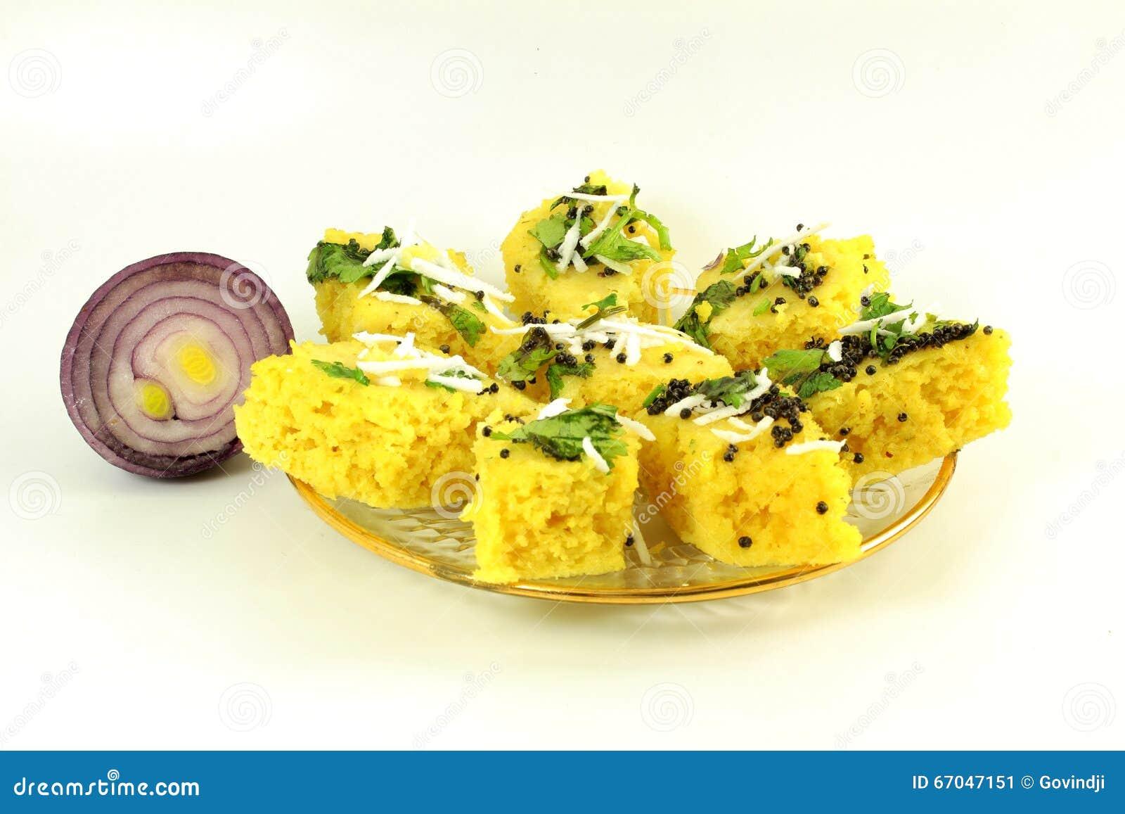 How To Make Indian Food Dhokla