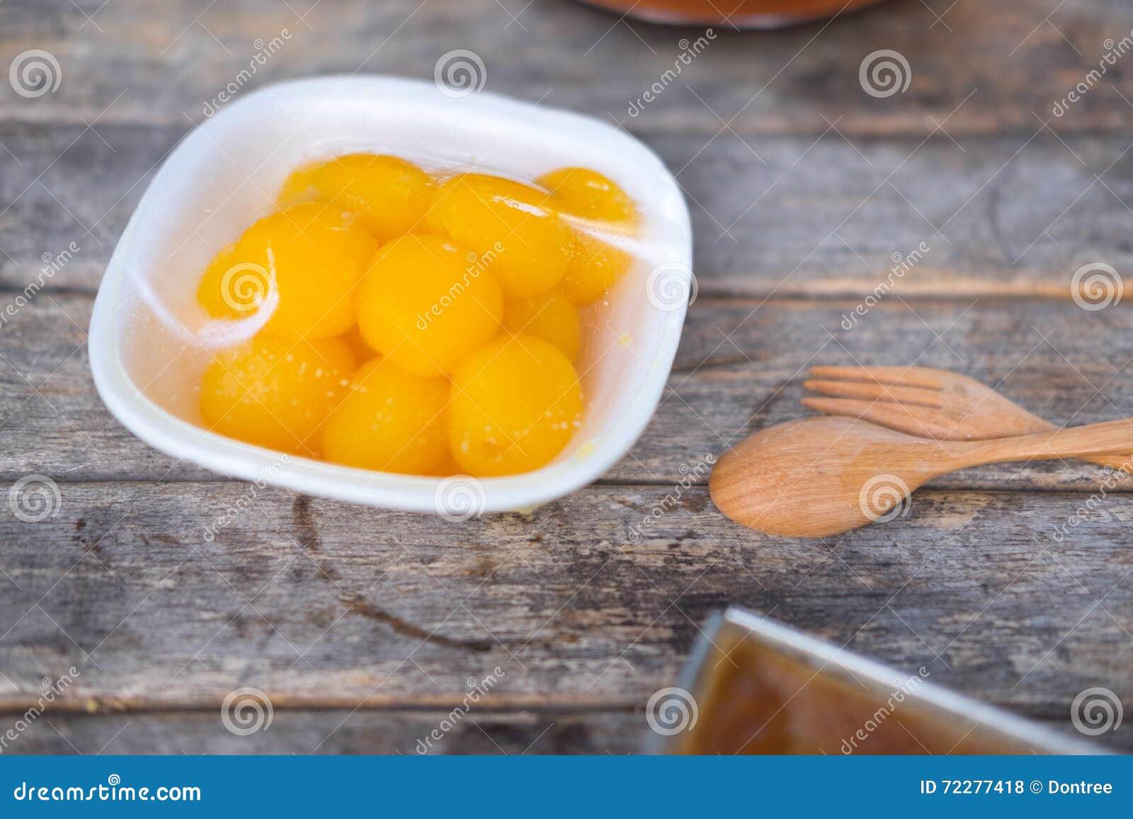 Download Khanom тайское традиционные тайские вкус и вкус помадок и Стоковое Фото - изображение насчитывающей украшение, десерт: 72277418