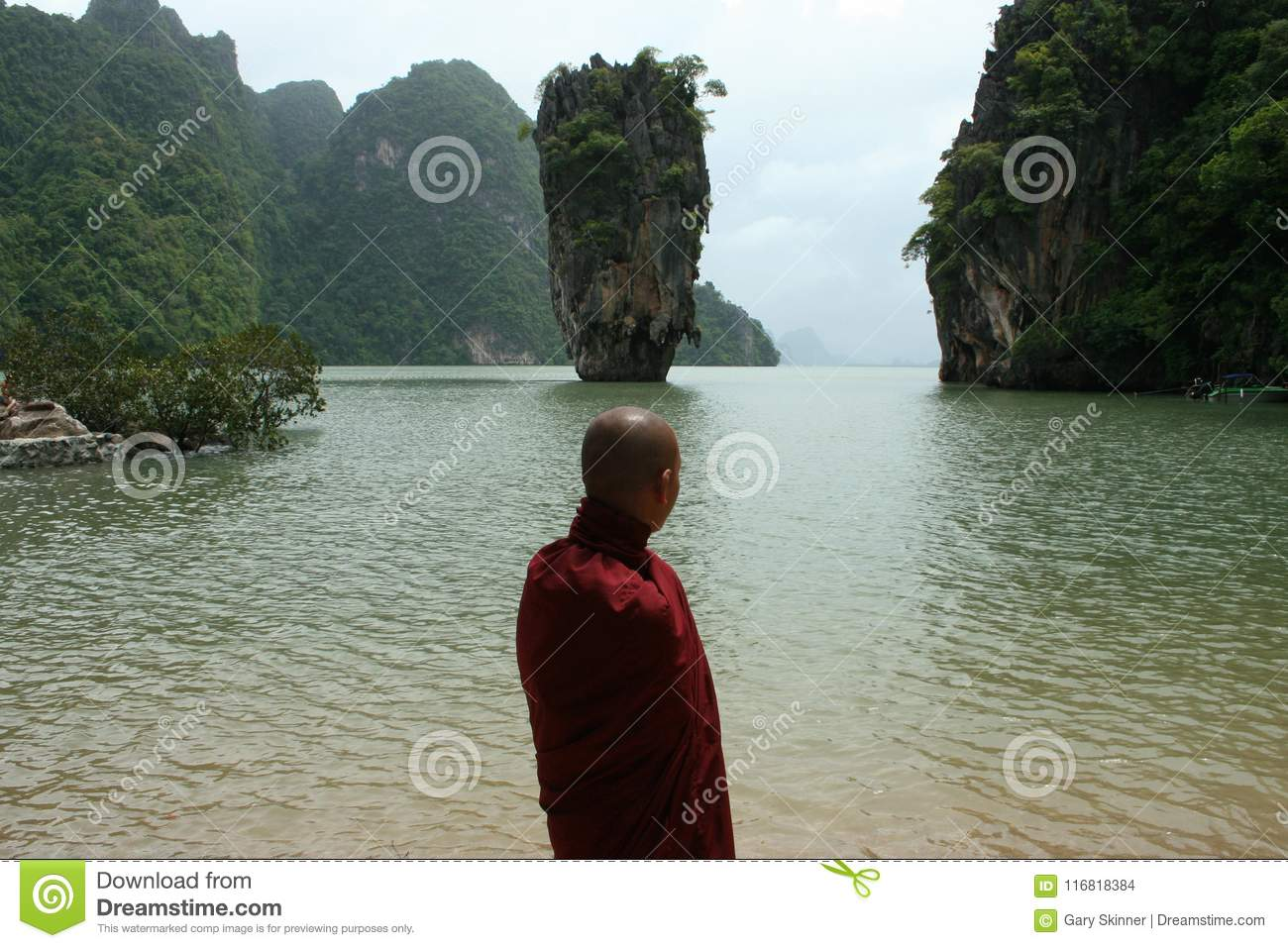 Khao Phing Kan 01 editorial stock image  Image of bond