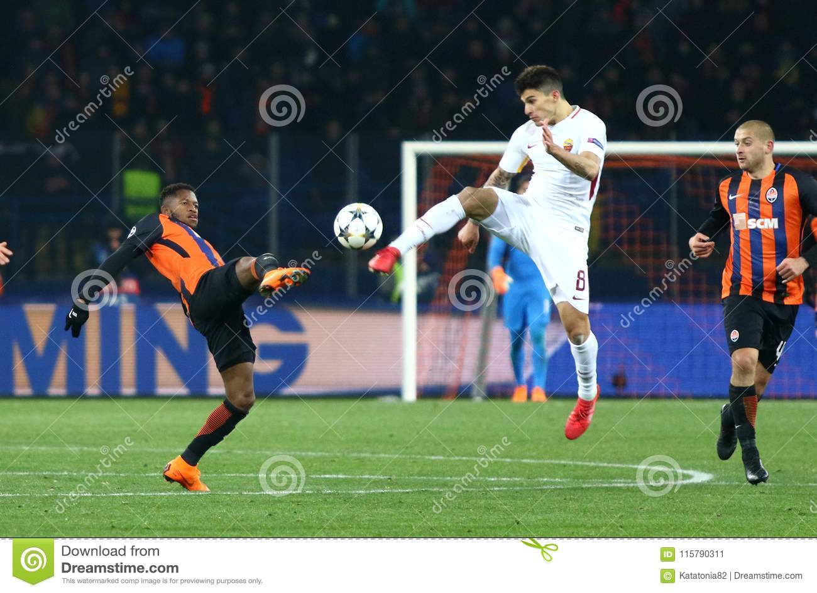 Ukrainian Football Championship in 2018-2019 83