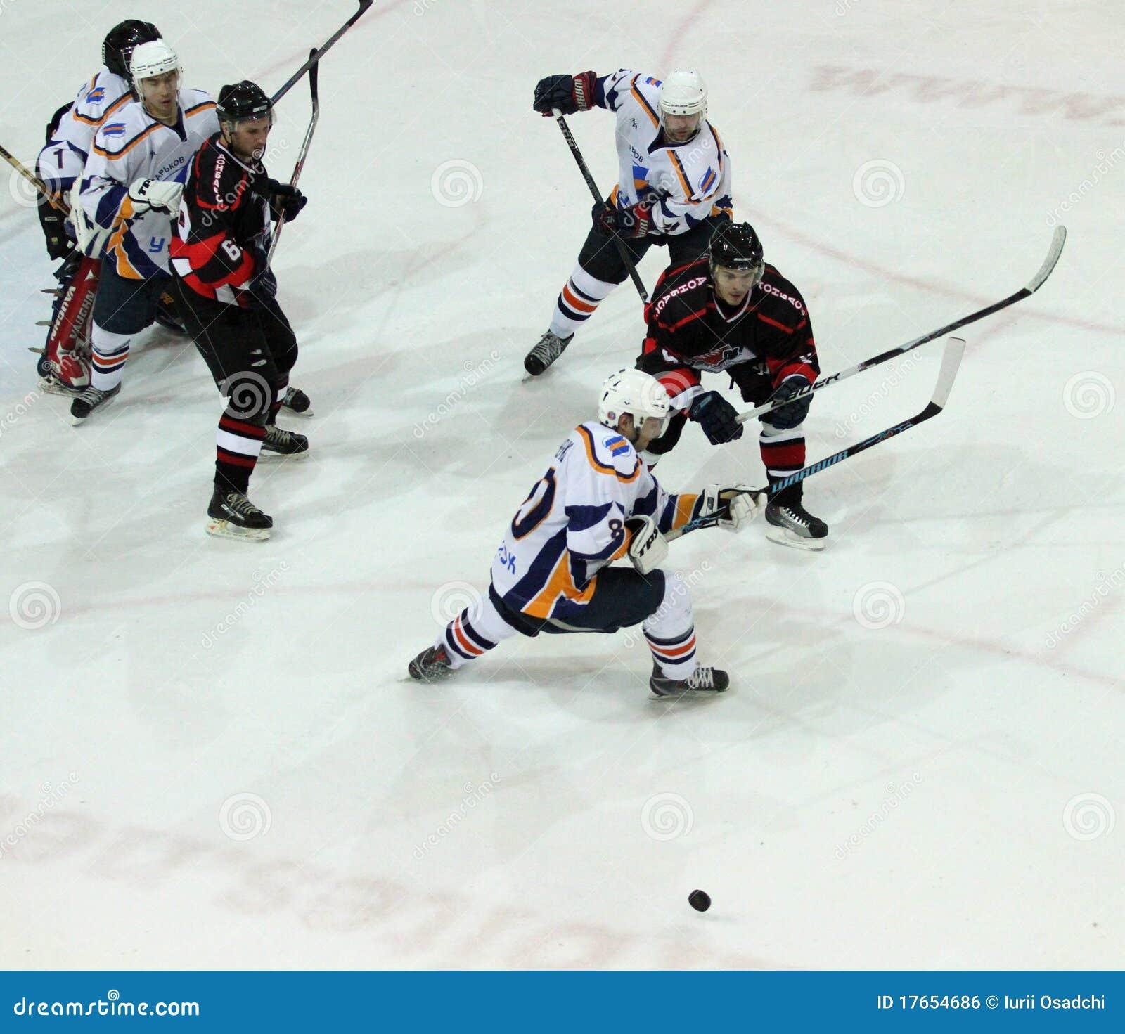 Hockey Match