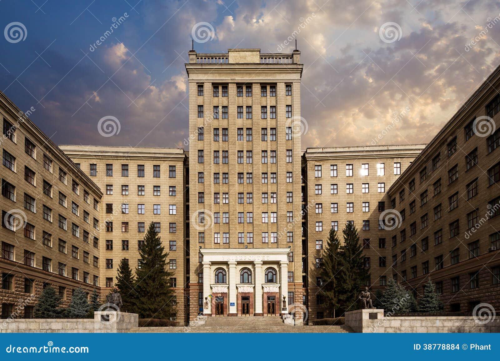 Kharkov. Ucrania.