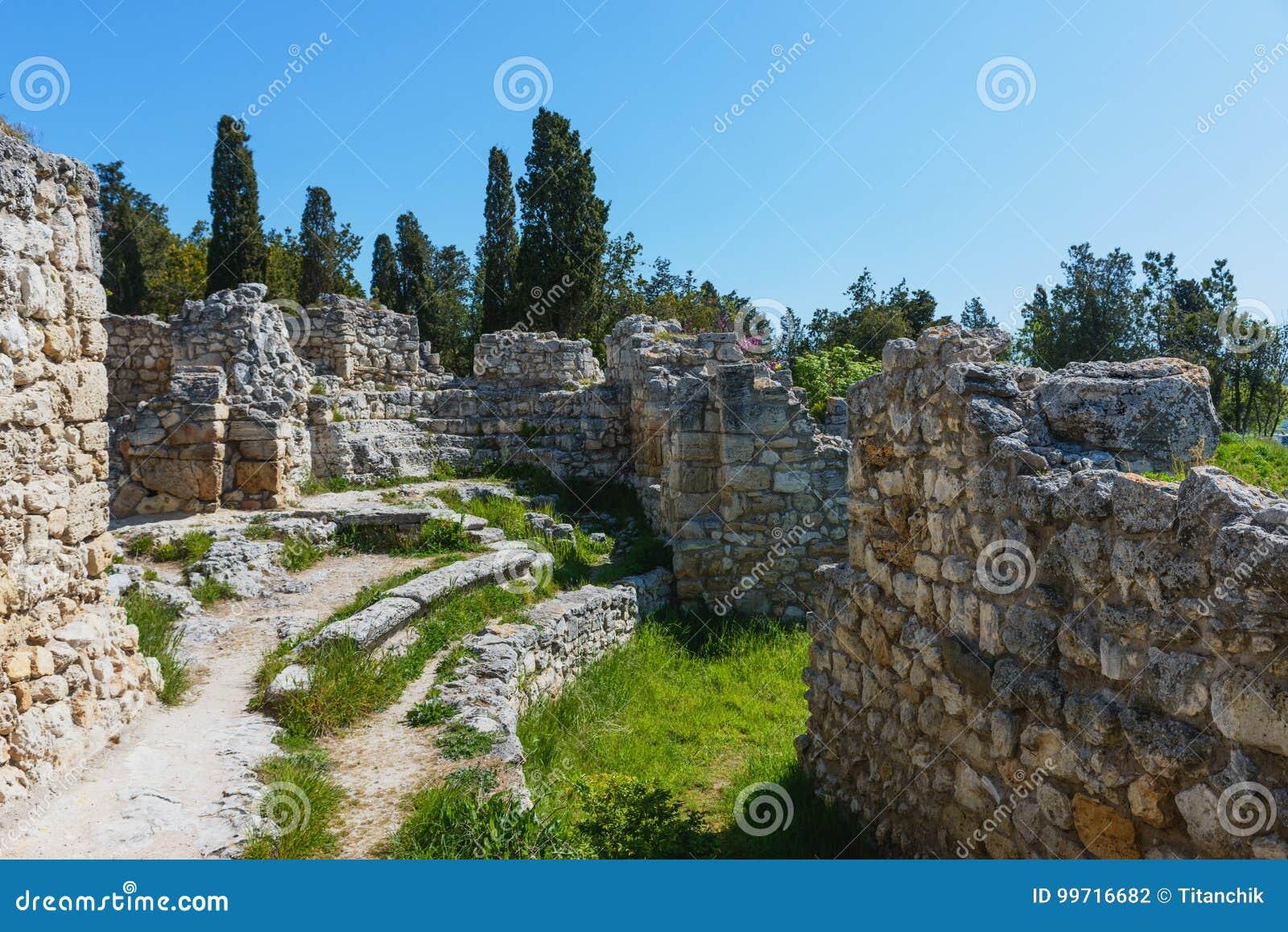 Khersones- Nationaal archeologisch park