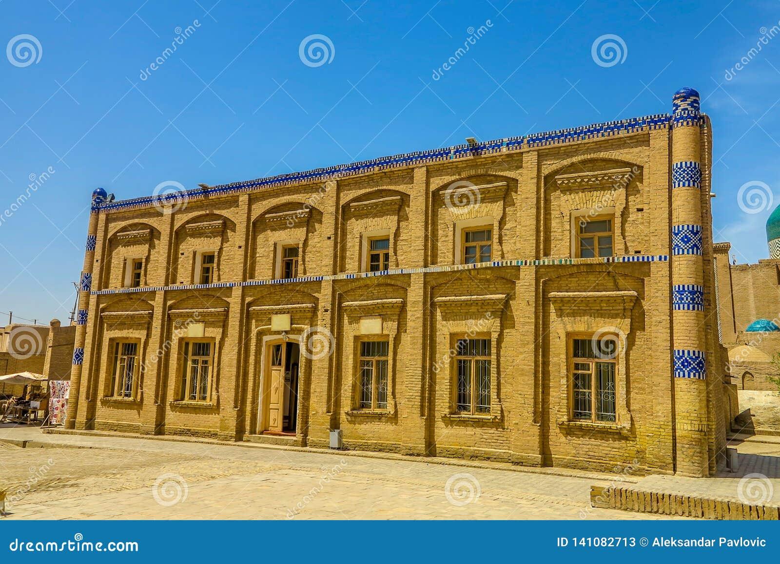 Khiva Stary miasto 68