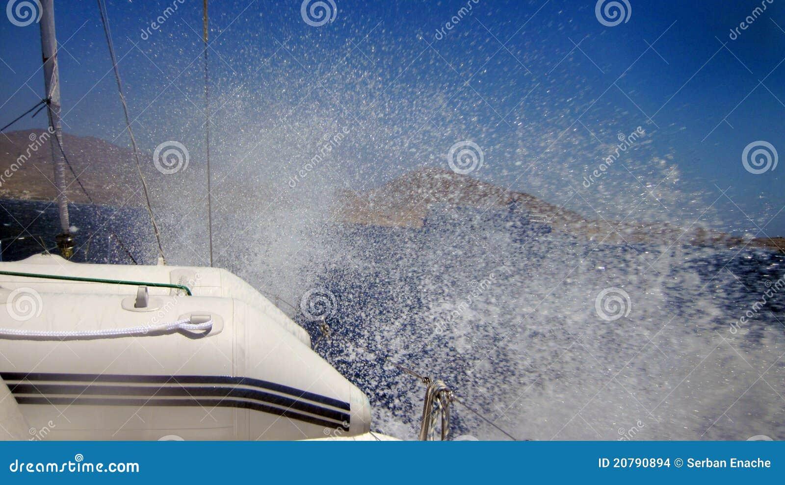 Kiści łódkowata woda