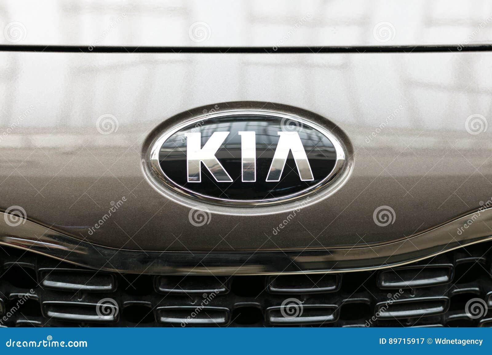 Kia motors sign editorial photography image 89715917 for Kia gunther motor co