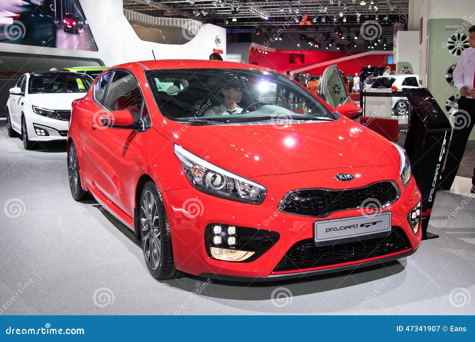 Kia Pro Ceed Editorial Photography Image Of Motor Salon 47341907 Download