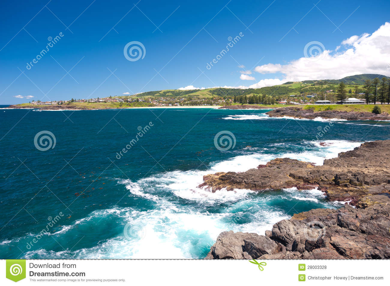 Kiama, Australia Royalty Free Stock Photos - Image: 28003328