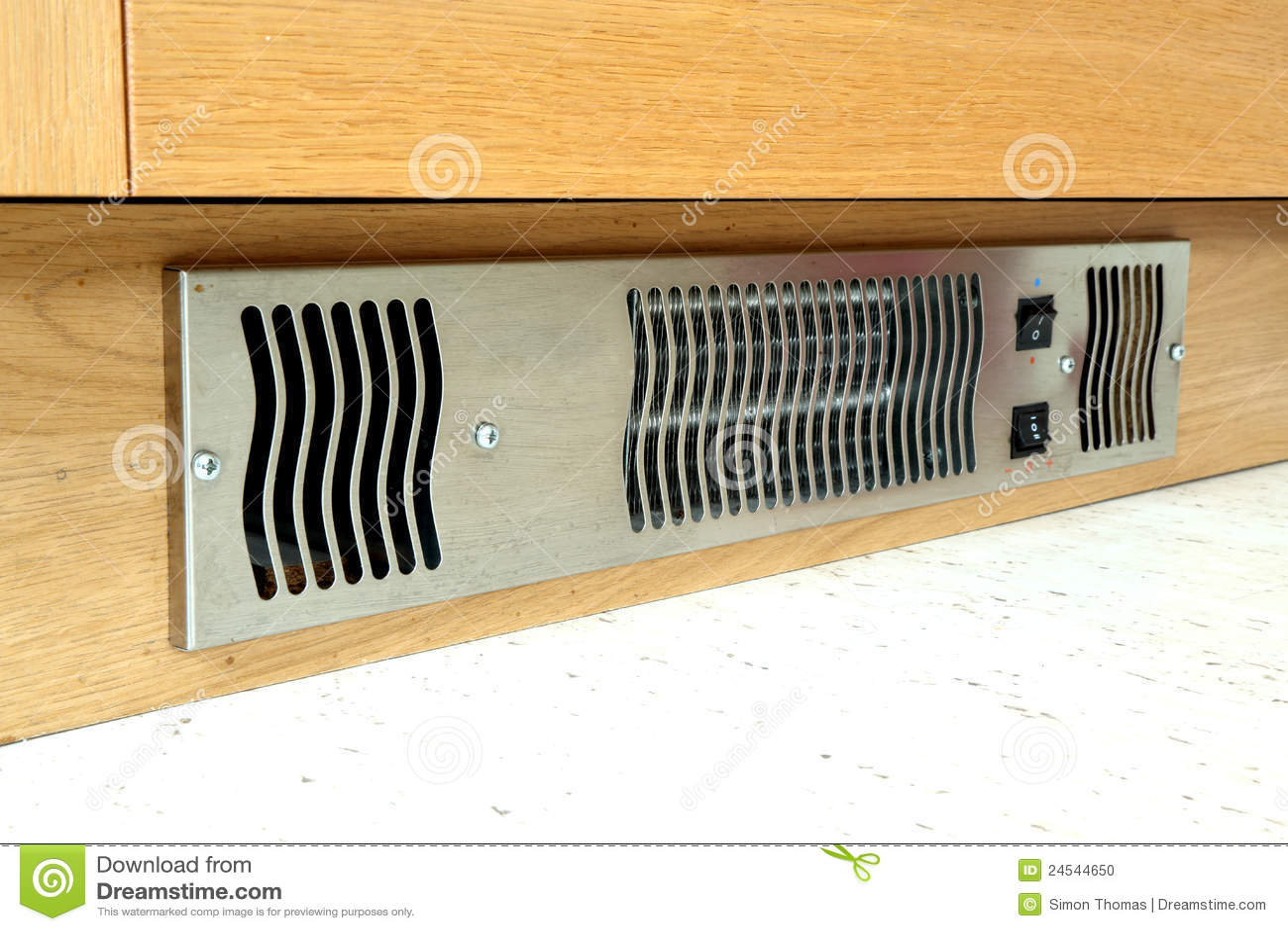Kick Board Heater