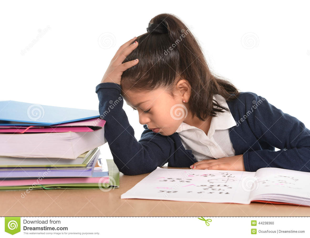 gifted children cannot stand homework