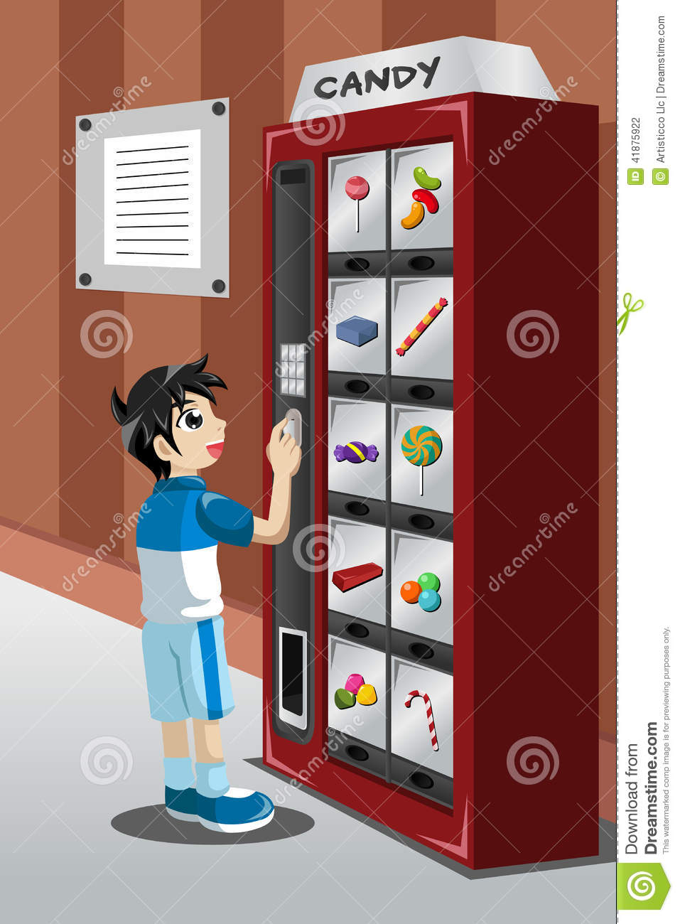 buying a vending machine business