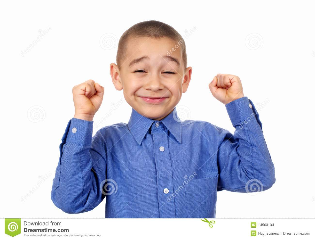 Https Www Dreamstime Com Stock Images Kid Cheering Image14563134
