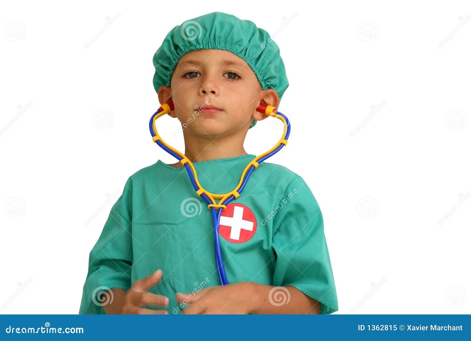doctor kid