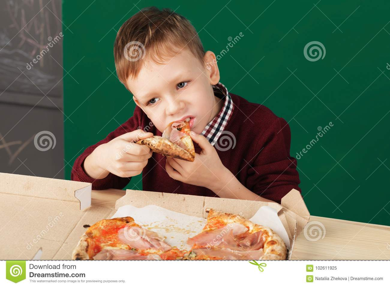 pictures Pizza Takes a Slice Out of Kids Health