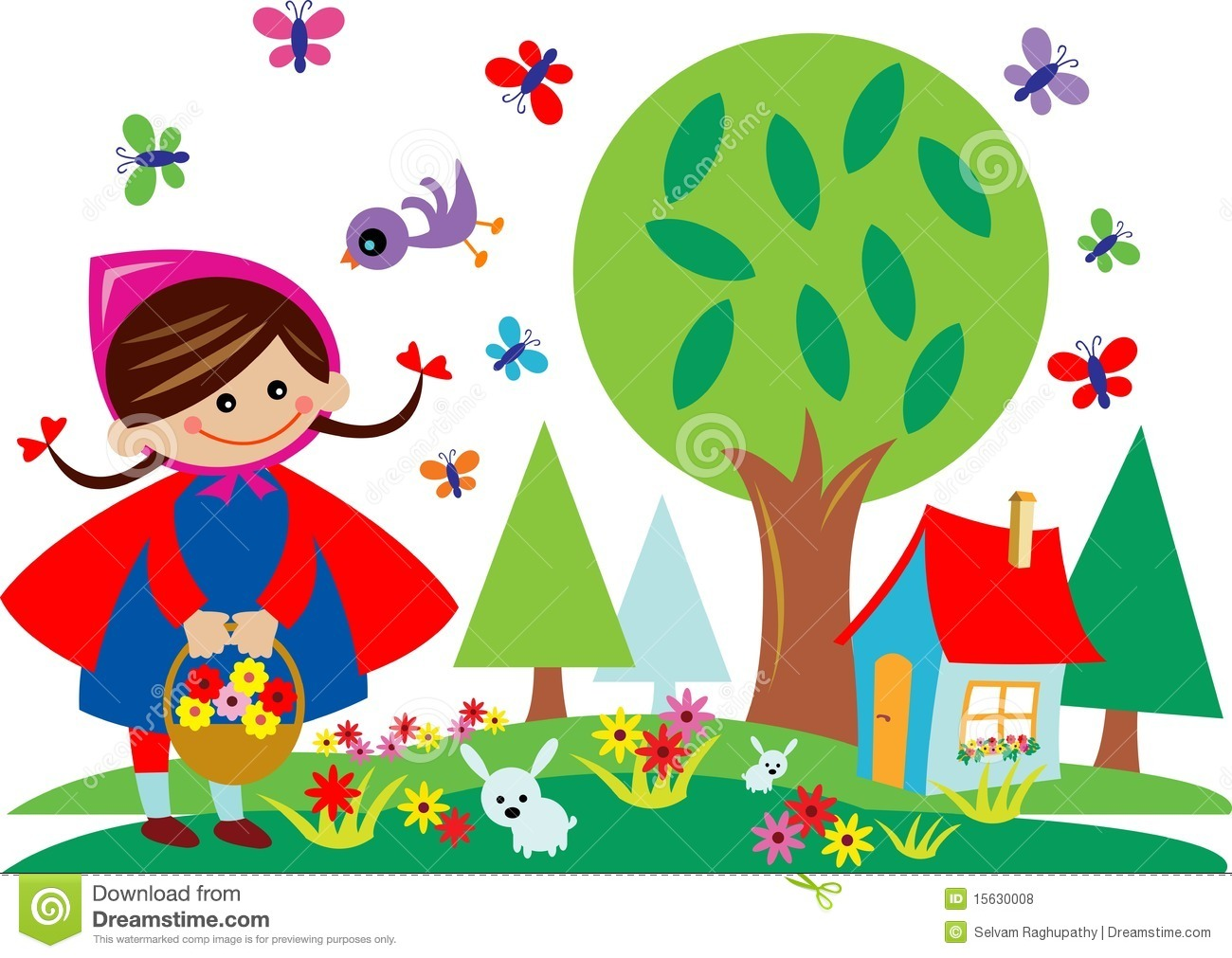 Cartoon vegetable garden background garden vector vegetable - Kid In Garden Royalty Free Stock Photos Image 15630008