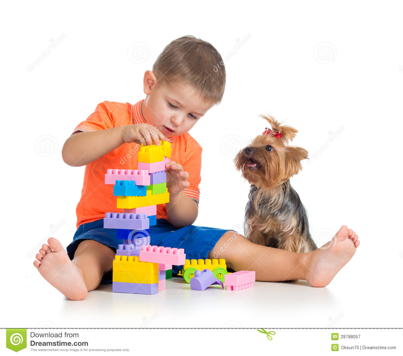 Building Blocks For  Year Olds