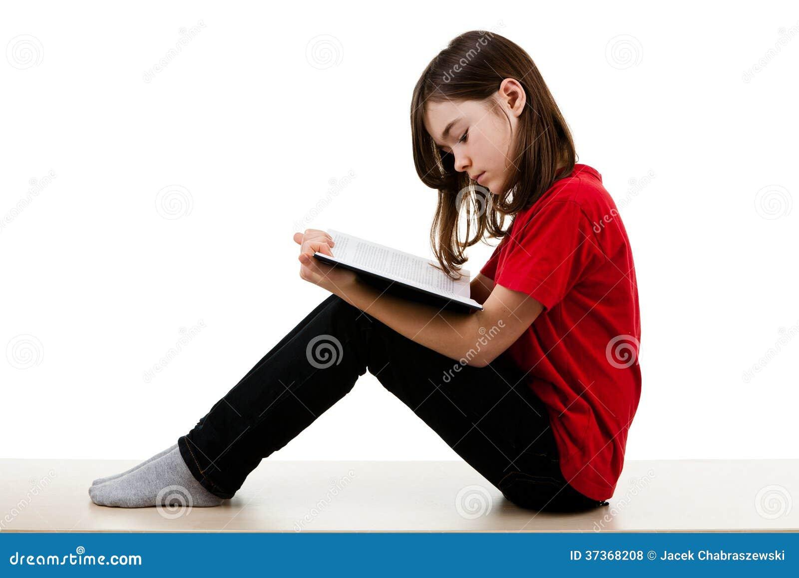 Kid Reading At Home Royalty Free Stock Photos - Image: 37368208