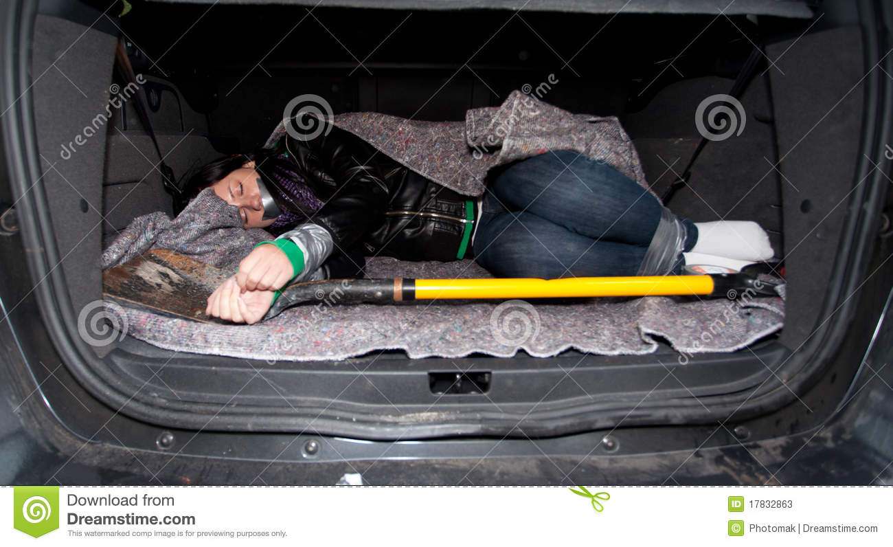Kidnapped For Ransom Stock Image Image Of Punishment