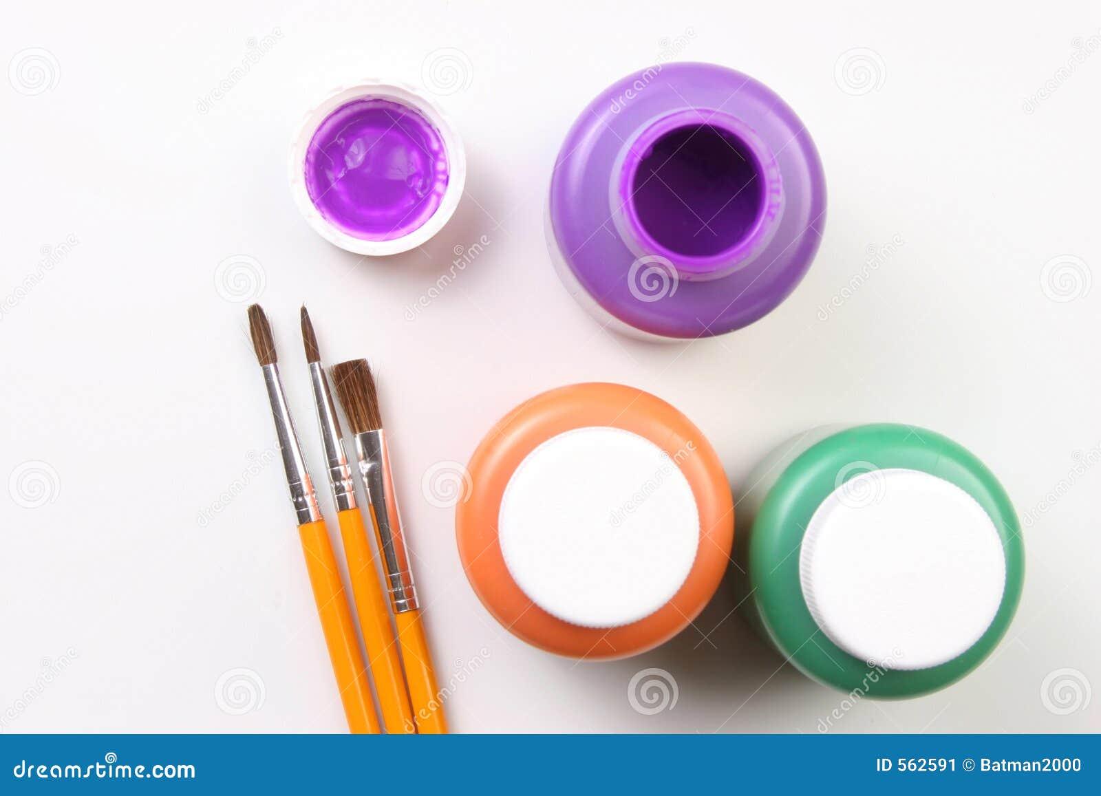 Kids artistic expressions-purple