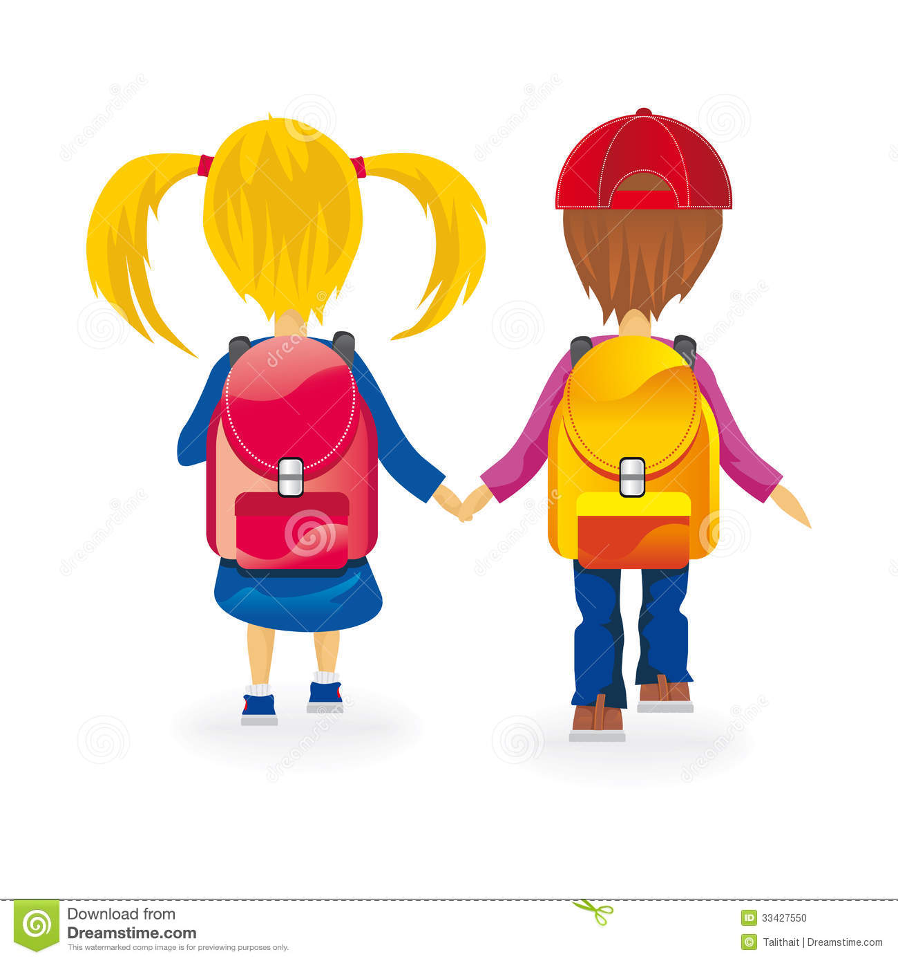 Kids Back To School Stock Photo - Image: 33427550