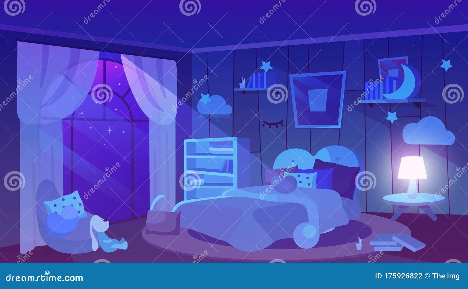 Image of: Kids Bedroom Stock Illustrations 4 164 Kids Bedroom Stock Illustrations Vectors Clipart Dreamstime