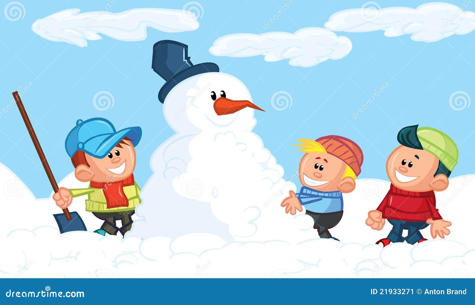 Cute Snowman Clip Art Set – Daily Art Hub – Free Clip Art Everyday