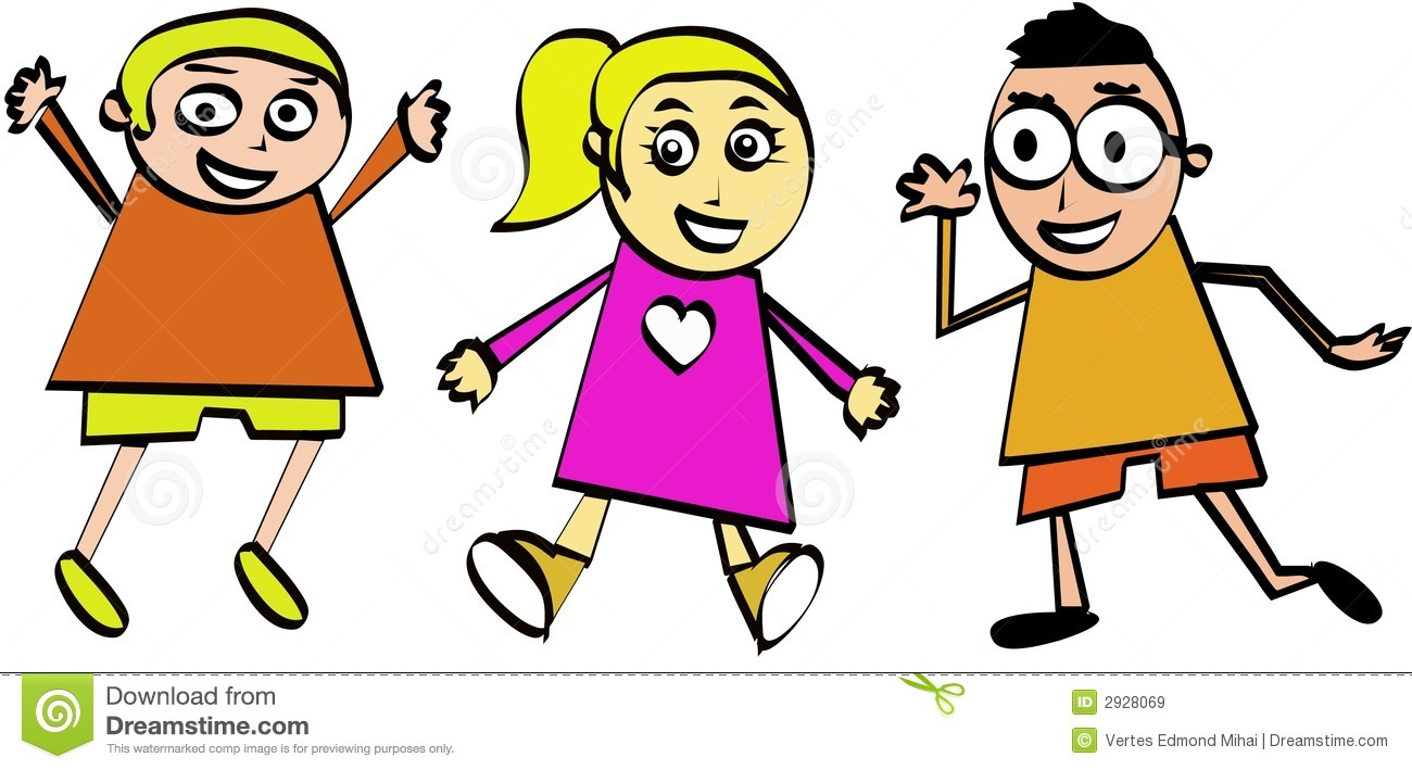 kids cartoon royalty free stock images - Kids Cartoon Picture