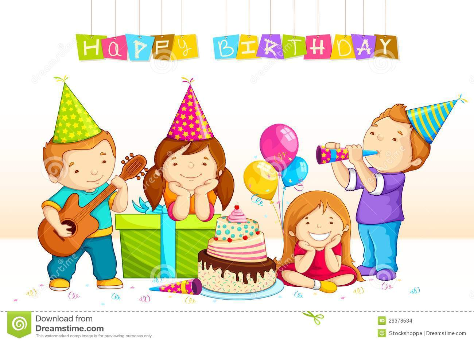 Wir Feiern Geburtstag