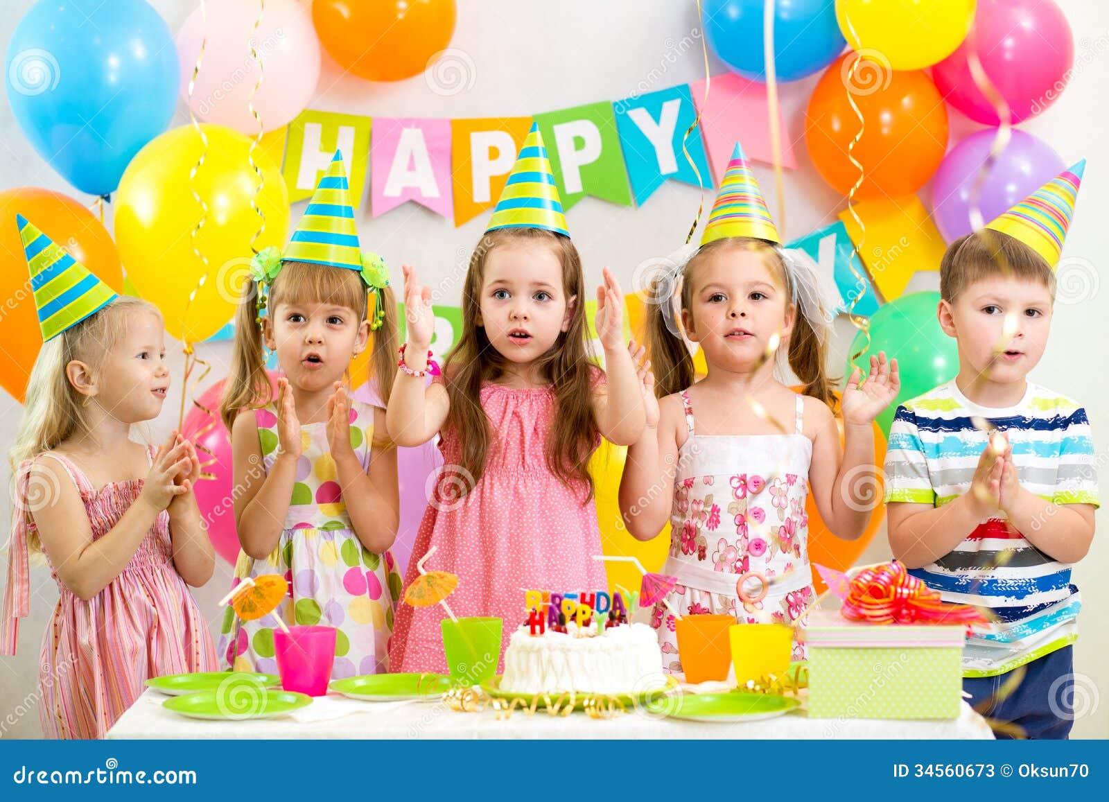 essay on birthday party celebration for kids