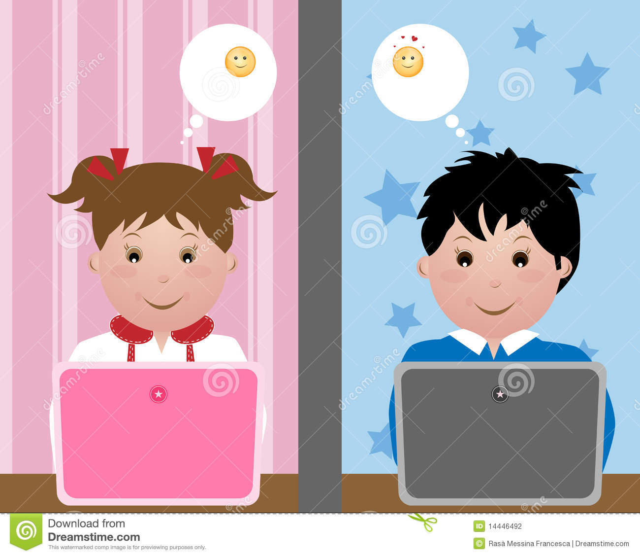 Kids chatting stock photography image 14446492 for Kids chat rooms