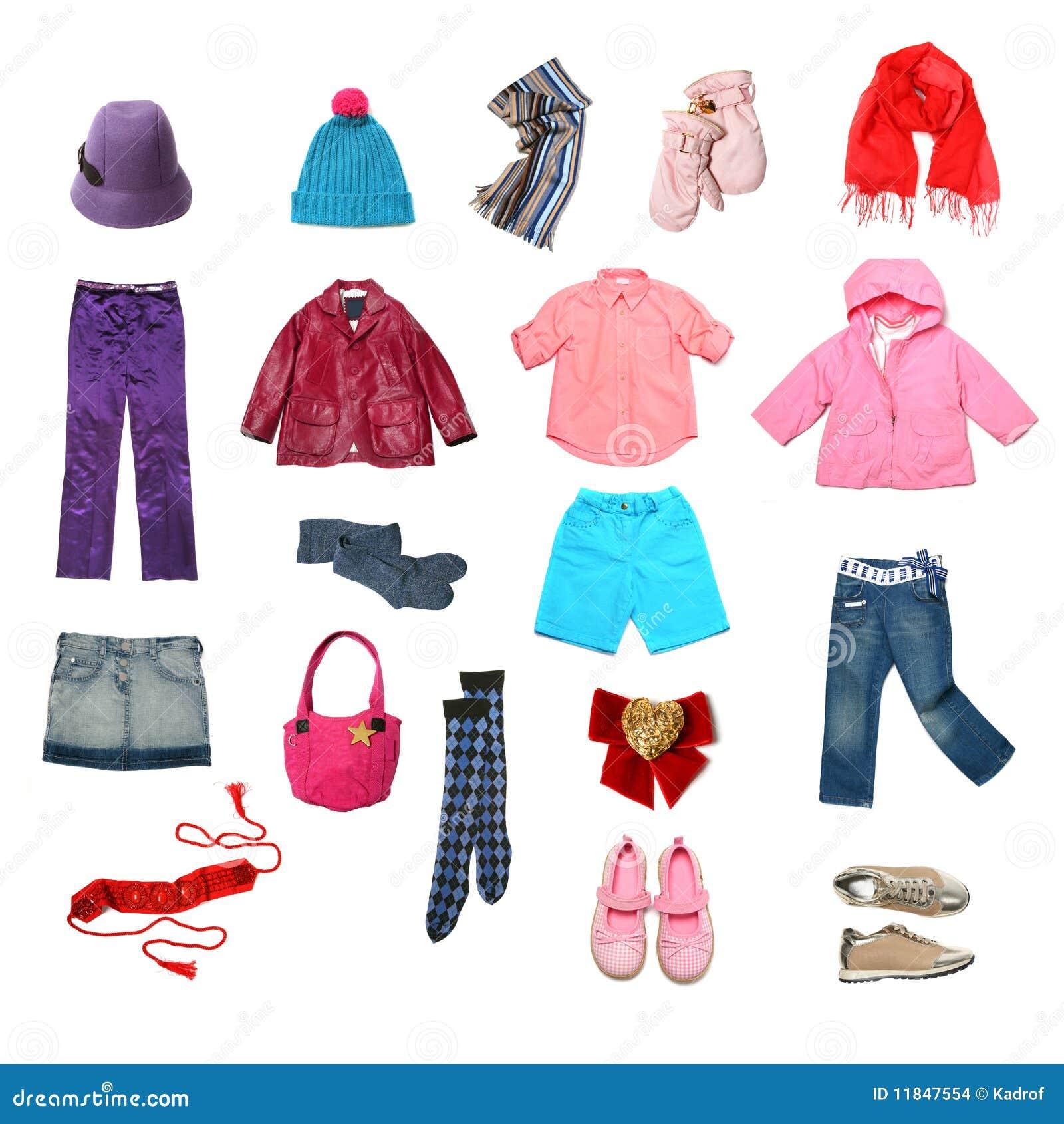 Kids clothes set