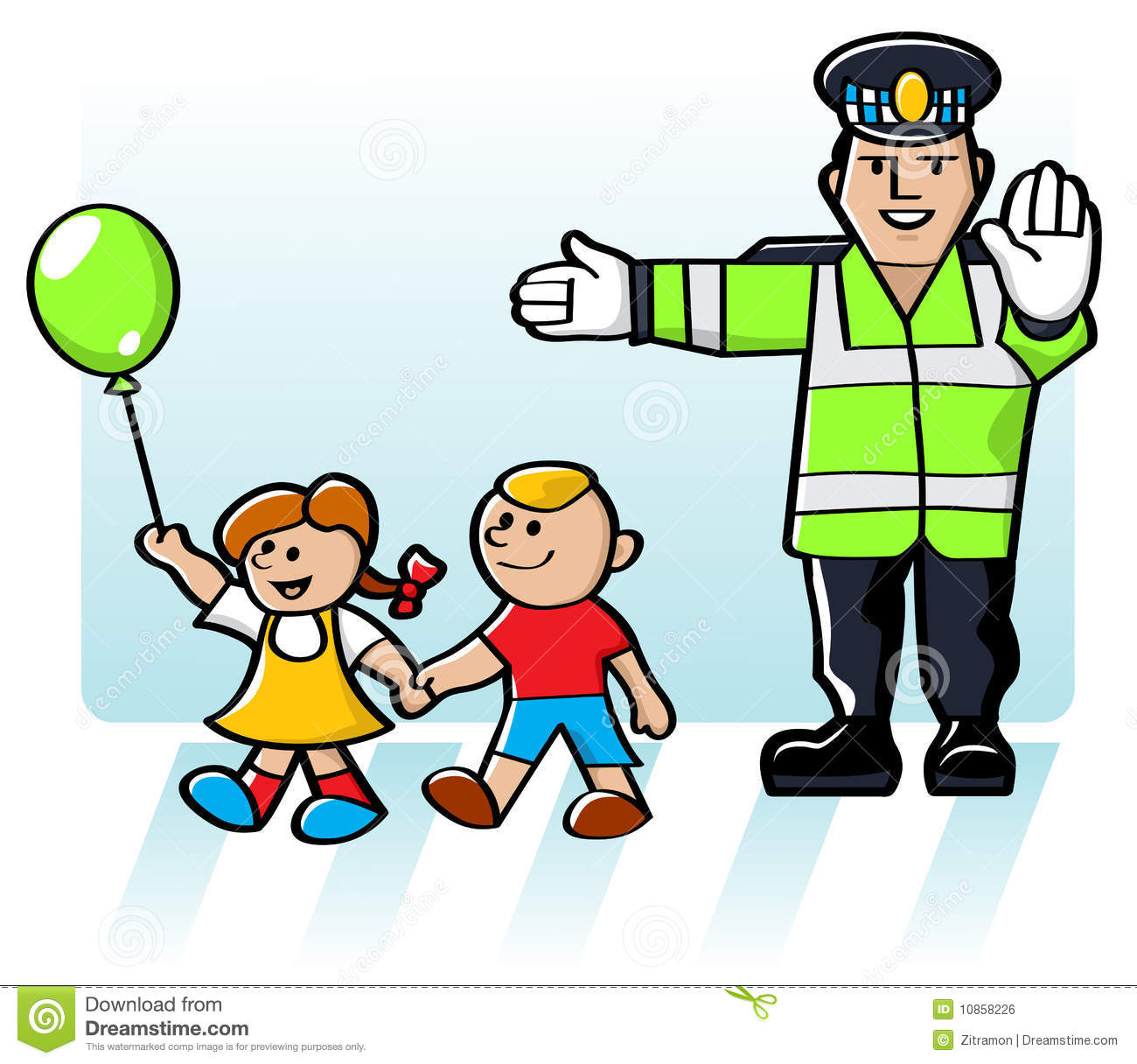 Kids Safety Clipart safety stock illustrations, vectors, & clipart ...