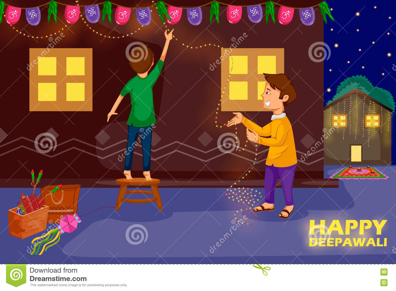 Diwali Children Driverlayer Search Engine
